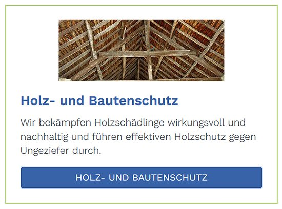 Holz- und Bautenschutz